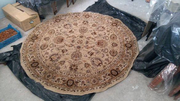 продавам кръгъл персийски килим