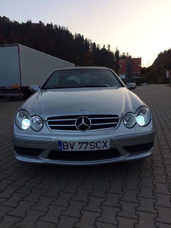 Mercedes Benz CLk 200 AMG