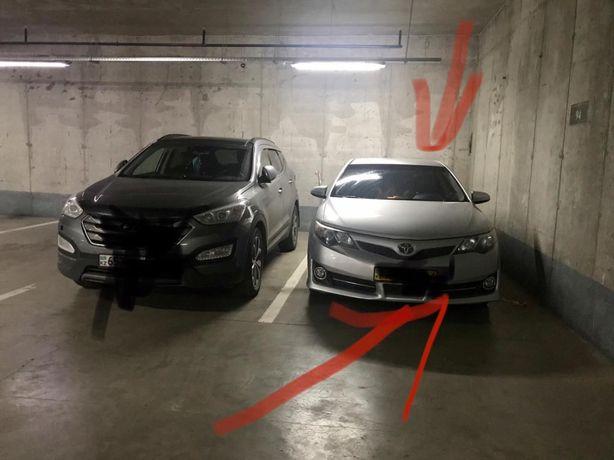 Паркинг в жк Sauran Towers Есильский цон.