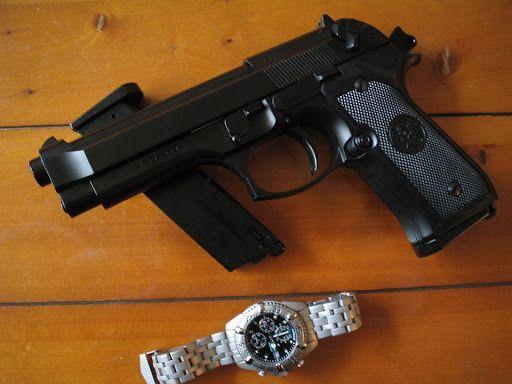 Pistol Airsoft Taurus/Beretta(Co2)*KIT MODIFICARE*Cu Aer Comprimat co2