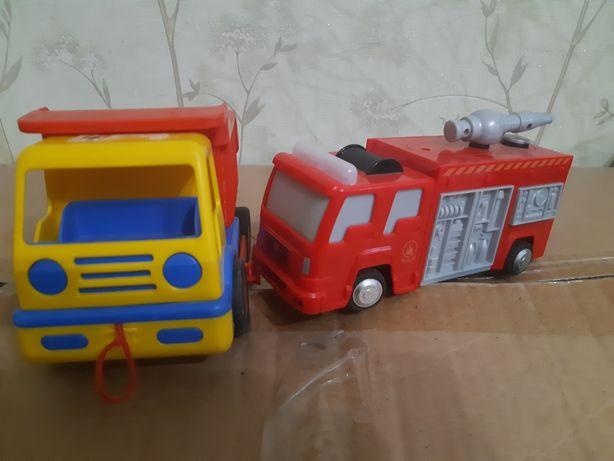 игрушки машинки для мальчика