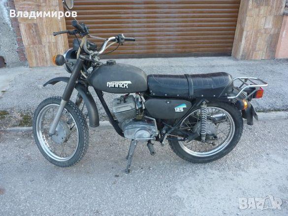 Минск 125 и Симсон СР50