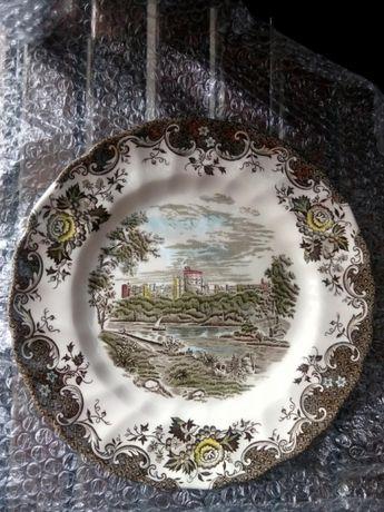 Farfurie de colectie portelan Castelul Windsor