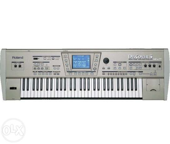 Roland dyscover 5