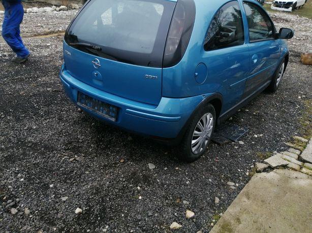 Capota aripi haion piese dezmembrez Opel Corsa C 1.3 diesel piese