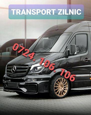 Transport Austria Cehia Germania Belgia Olanda Persoane/Auto ZILNIC