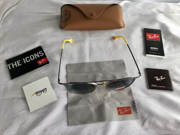 Ochelari de soare Ray-Ban Ferrari RB 3601M