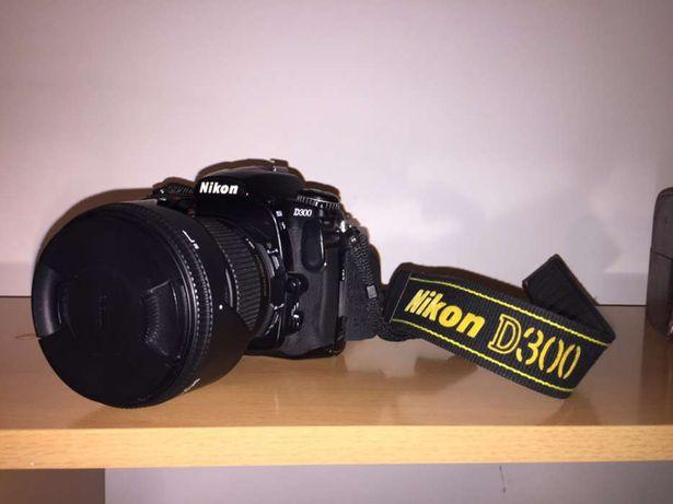 Body Nikon D300