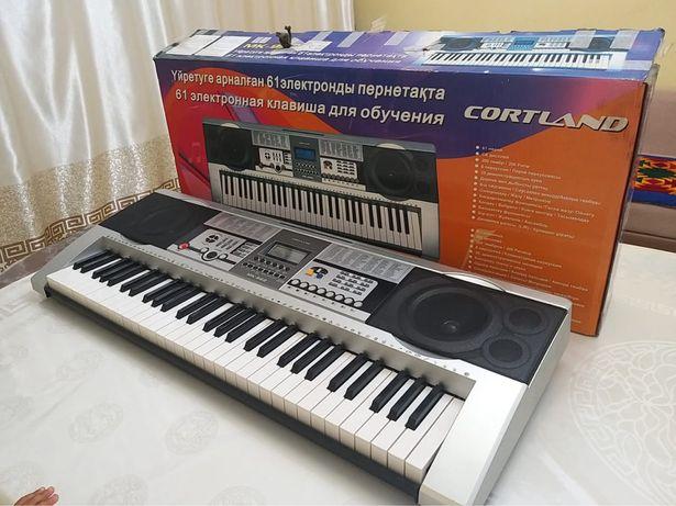 Срочно продам синтезатор