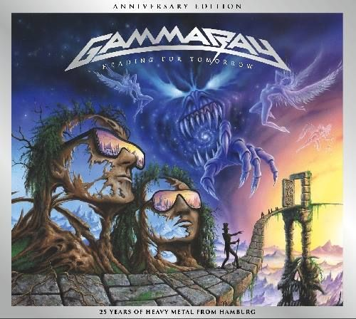 Gamma Ray – Heading For Tomorrow 2CD 2015 нов!