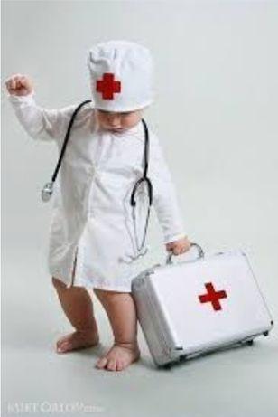 Услуги медсестры Высшей категории на дому