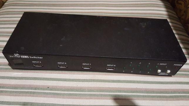 HDMI switcher hd