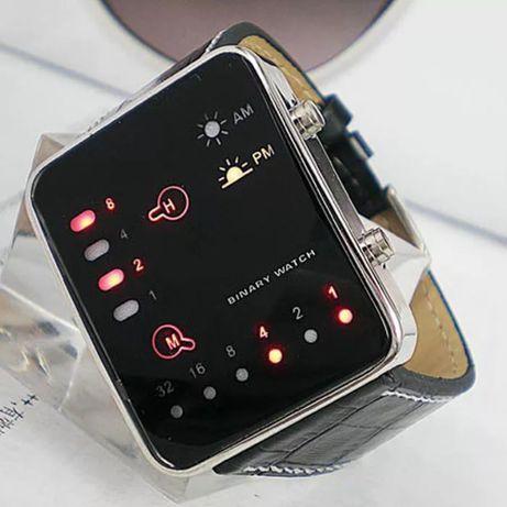 Мъжки спортен LED часовник