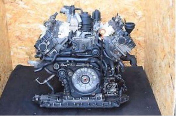 4.2 tdi audi 326 hp. bvn мотор на части