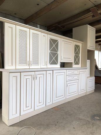Новый! Кухонный гарнитур! Крашенный фасад