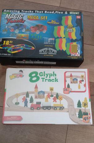 Игрушки машинки трэки поезда
