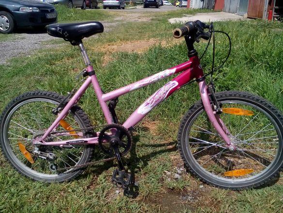 Детско колело за момиче
