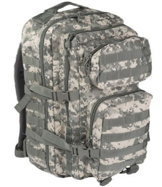 "Rucsac Militar Asalt 36L AT-digital. ""Mil-Tec"" (Germania)"
