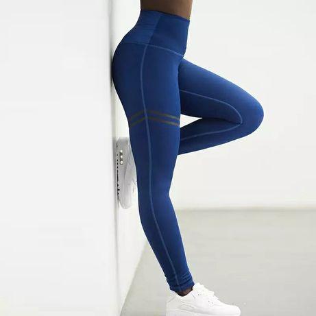 Распродажа лосины женские для тренировок штаны спортивные 42_46 размер