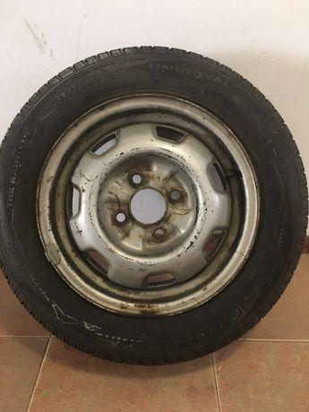 Резервна гума с джанта комплект