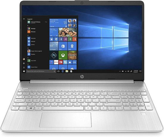 Laptop HP NOU / Sigilat  Ryzen 7 4700U 8 gb ram 512 gb ssd