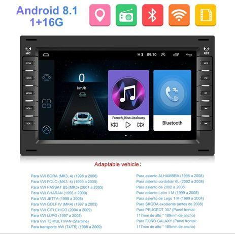 VW Пасат 5.5 Мултимедия Андроид multimedia passat 5.5