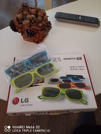 LG 3D комплект очила!