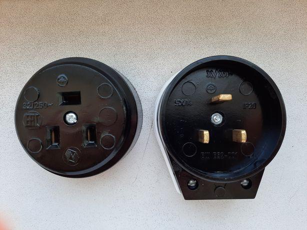 Разъем для электроплиты