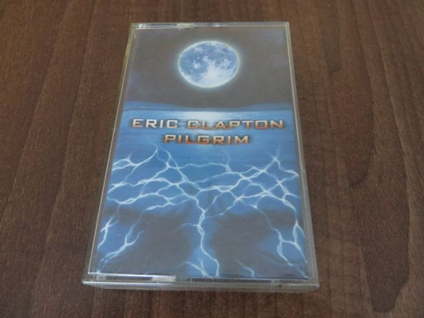 Caseta audio originala Eric Clapton - Pilgrim (1998)