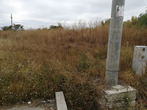 Vând teren intravilan stradal comuna 1 decembrie ilfov. Șoseaua Giurgi