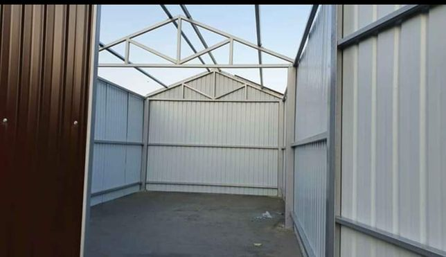 Hale garaje agricole