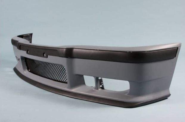 Бампер БМВ Е36 М стиль BMW E36 М бампер порог диффузор молдинг