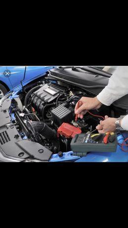 NON STOP service auto mobil mecanic electrician deplasări la domiciliu