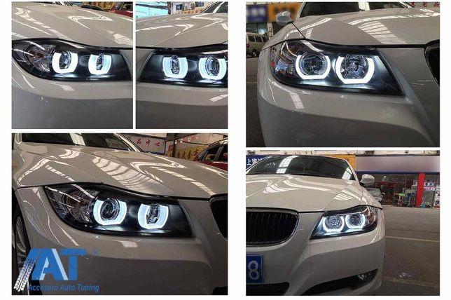 4. Faruri Xenon D1S BMW Seria 3 E90 Montaj Gratuit Garantie 1 an