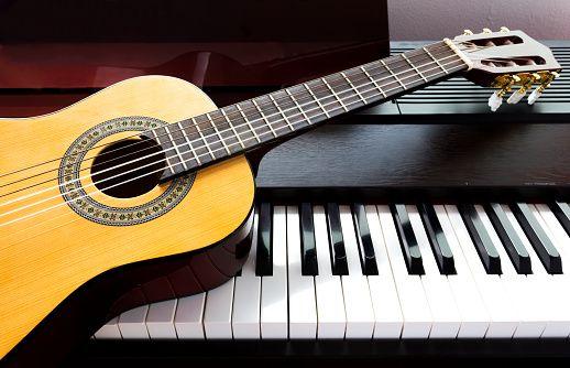 Обучение Фортепиано / Гитара