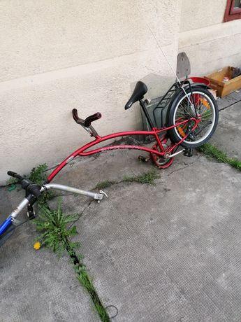 Bicicletă ajutătoare