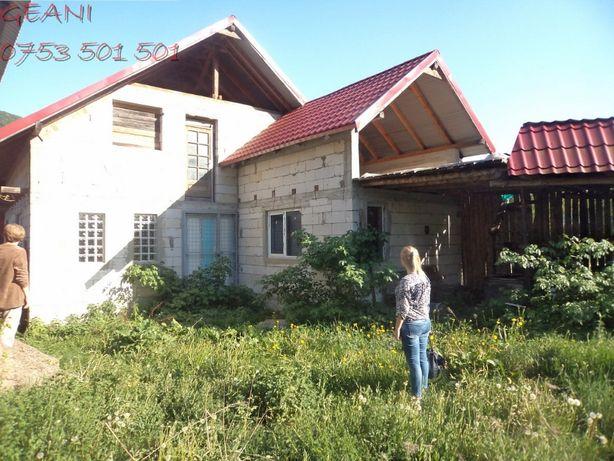 CASA VIS, casa din bca cu mansarda construita, 210 mp, la pret f bun