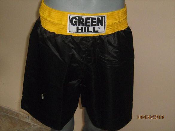 Шорти за бокс - Грийн хил