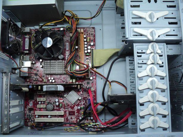 Unitate PC Tower MSI MS-7360 Refurbished