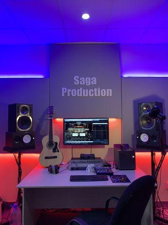 Профессиональный студия звукозаписи в Актобе