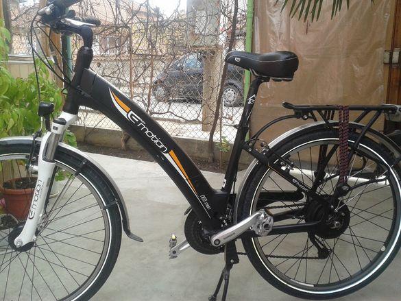 Продавам Ел.Велосипед Easy Motion Neo Street внос от Испания!