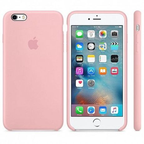 Husa Apple Originala, iPhone 6,6s Roz