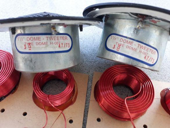 SEAS H-087 и филтри