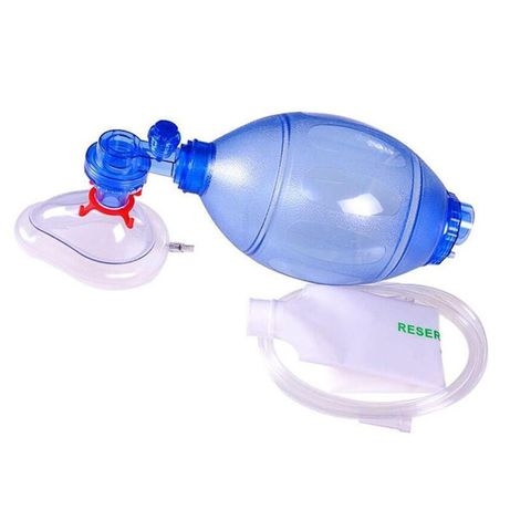 Balon de resuscitare din PVC pentru adulti