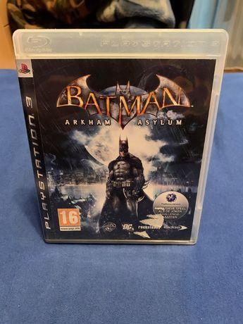 Batman Arkham Asylum - PS3 - Playstation 3 - PS 3