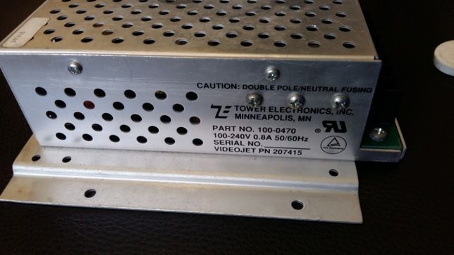 Sursa Tower Electronics 100-0470, PN 207415 Power Supply