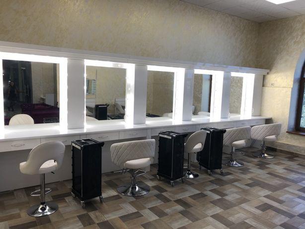 Продам мебель в Салон красоты  все новое отдам оптом