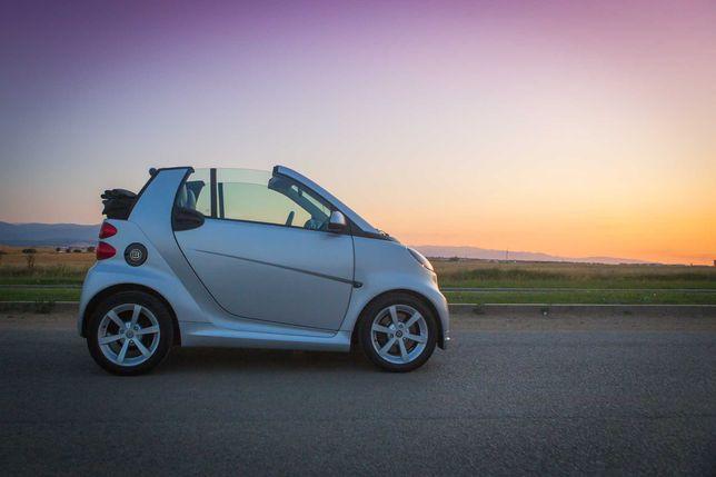 Smart Fortow BRABUS Exclusiv edition - cabrio 98 hp