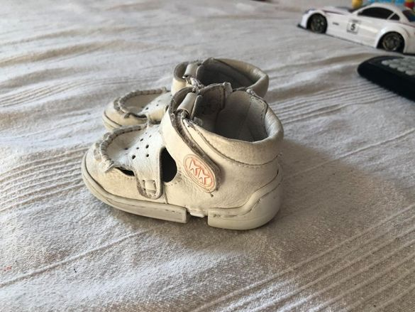 Детски обувки за прохождане Колев и Колев