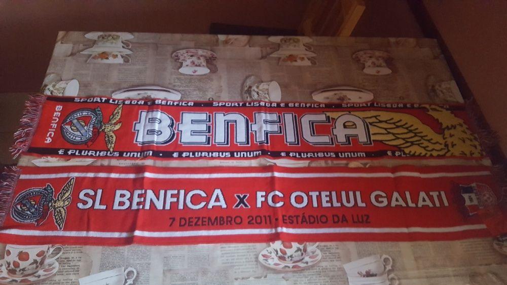 Fulare Benfica Otelul Galati